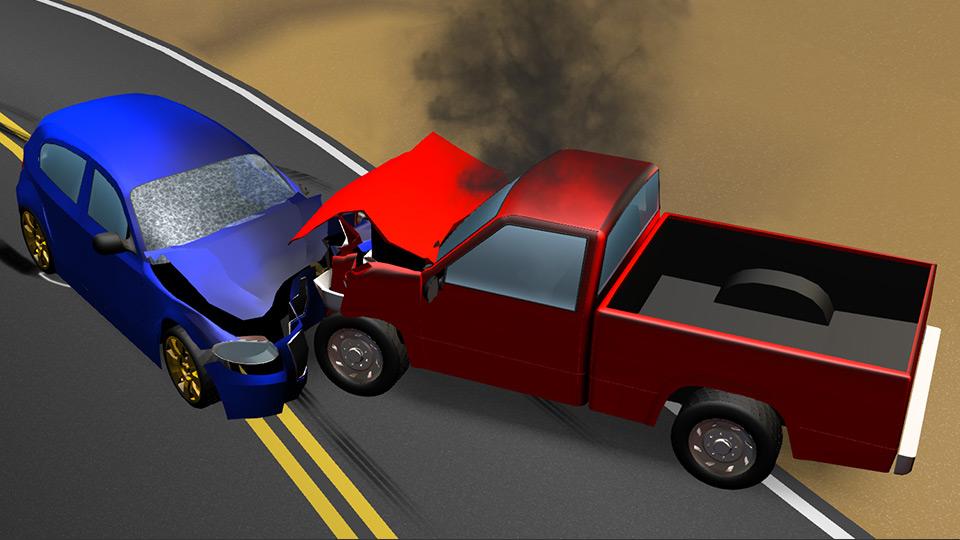 Traffic Collision Reconstruction - Animagraffs